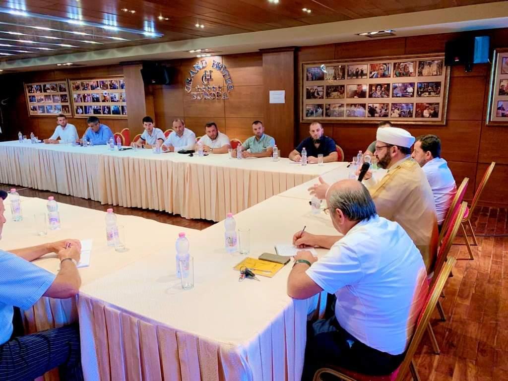 Nisi trajnimi 10 javor i imamëve të Myftinisë Shkodër