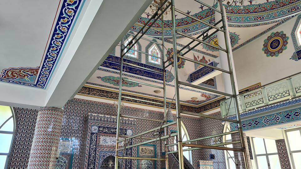 Një shërbim me vlerë për xhaminë e Parrucës