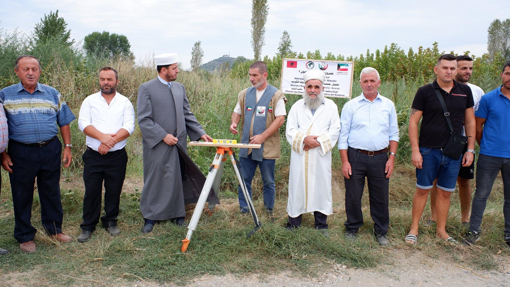 Nisin punimet për ndërtimin e xhamisë së re në fshatin Rrushkull-Belaj (7)