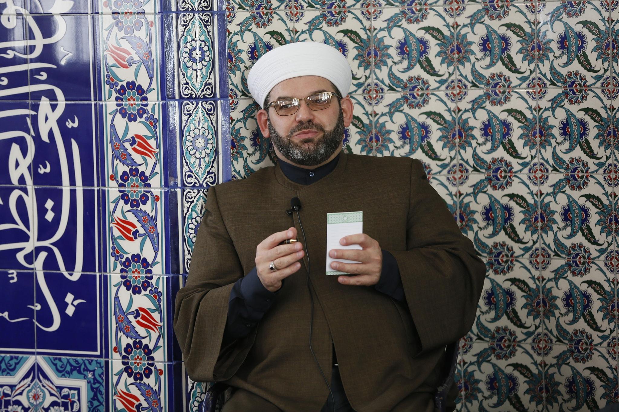 Dr. Salahudin Keftaro mbajti hytben e xhumasë në xhaminë e Parrucës