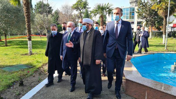 Kryeparlamentari i Republikës së Turqisë vizitoi Shkodrën
