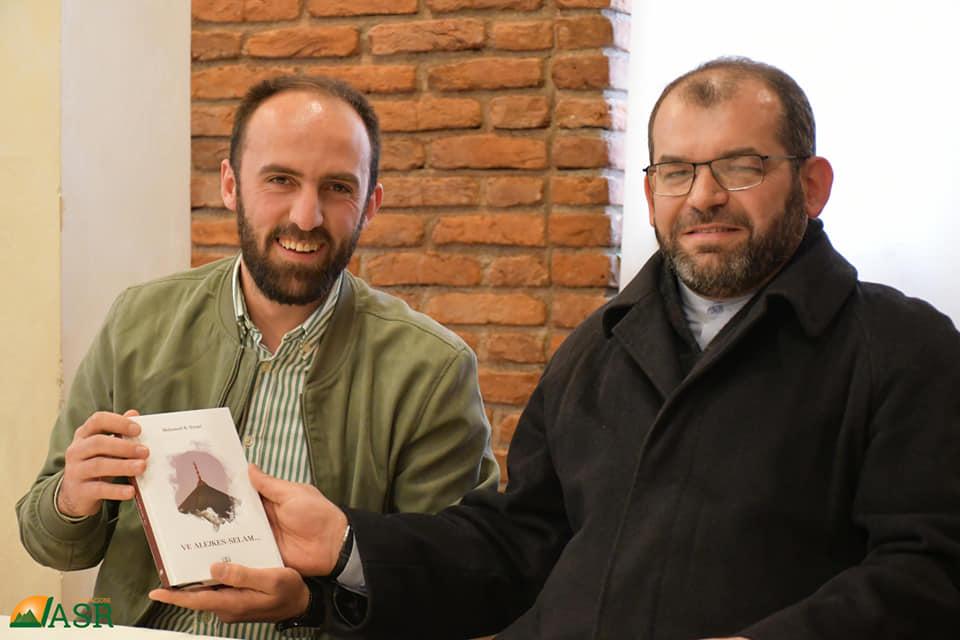 """Në Tetovë promovohet libri """"Ve alejkes-Selam"""""""
